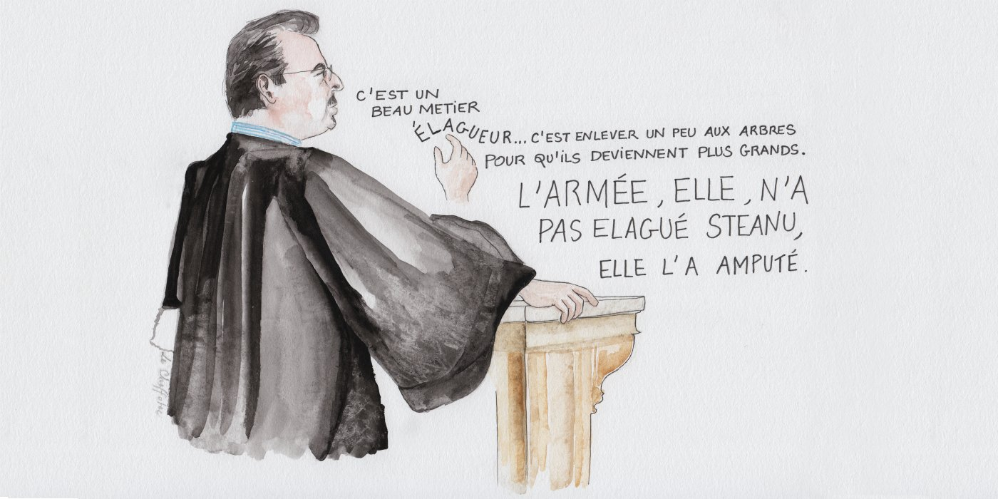 Maître Éric Morain